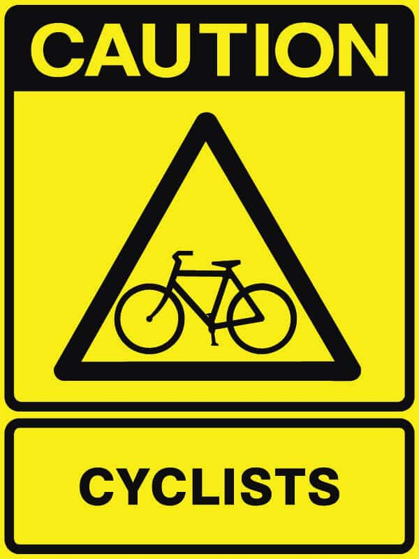 CB-24 Cyclists