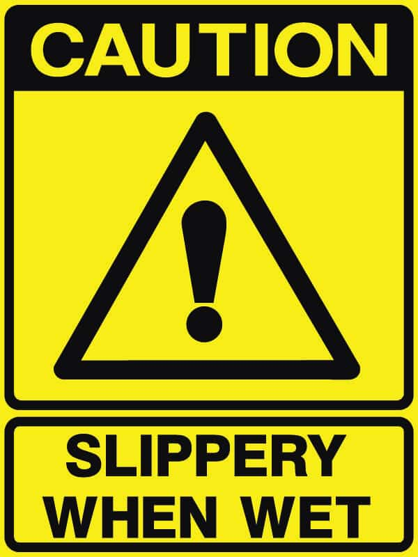 CB-27 Slippery When Wet