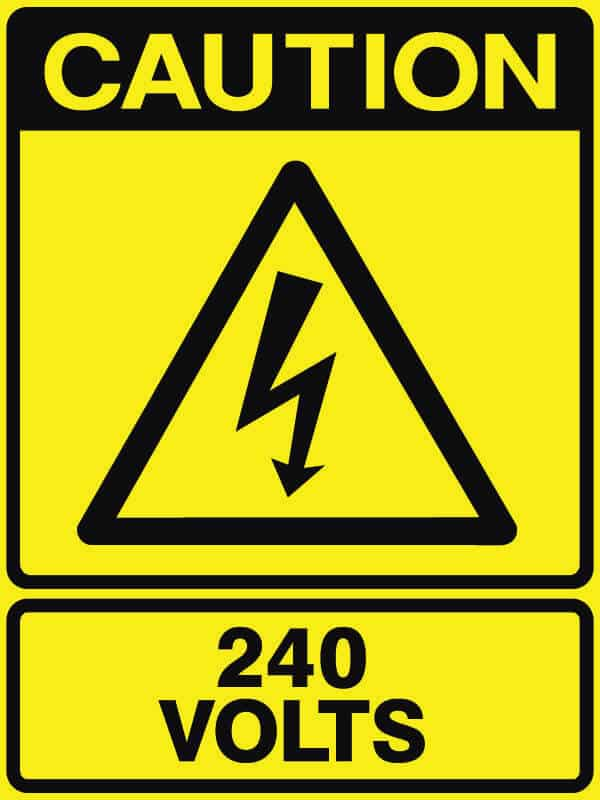 CB-35 240 Volts