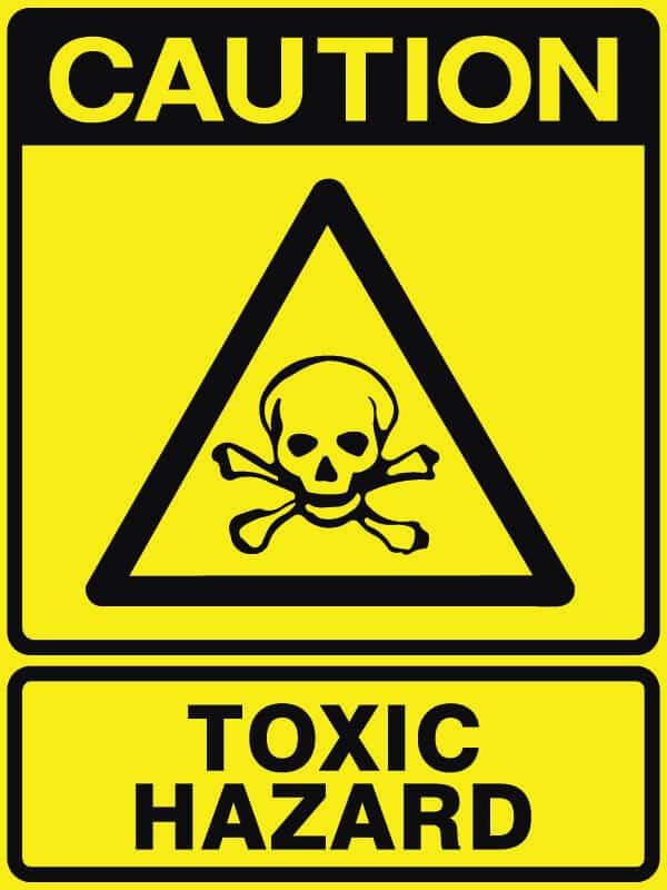 CB-4 Toxic Hazard