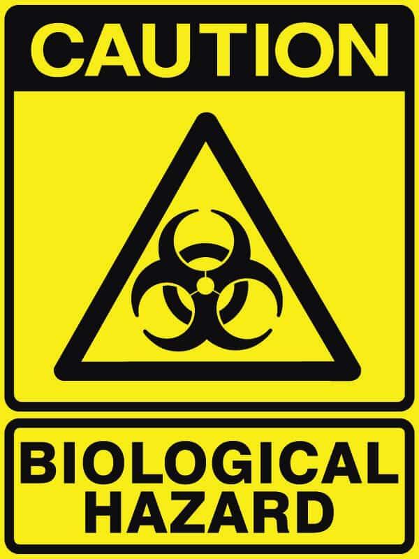 CB-5 Biological Hazard