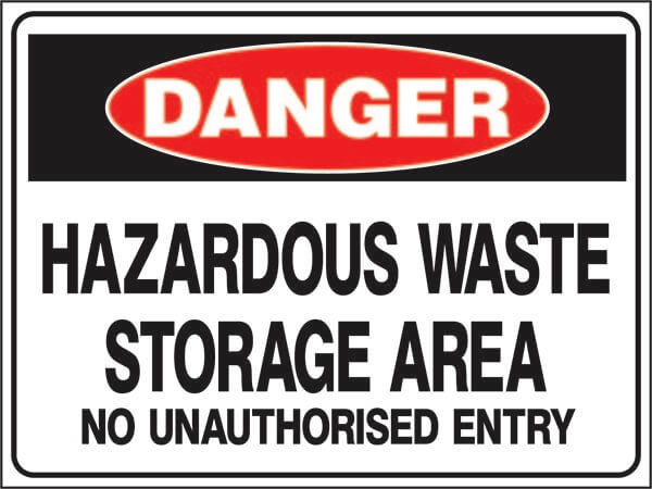PS-1-hazardous-waste-storage-area