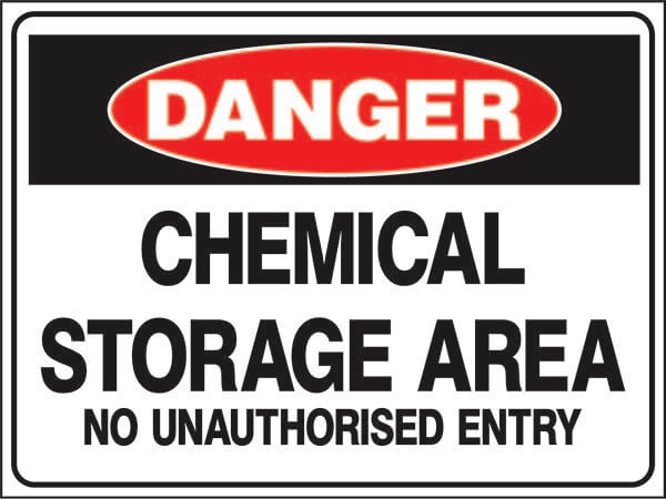 PS-1 Chemical-storage-area