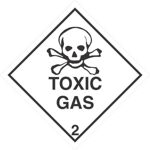 HCL2.3 - signsmart-toxic-gas-signs