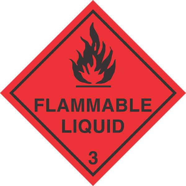 HCL3 - signsmart-flammable-liquid-signs