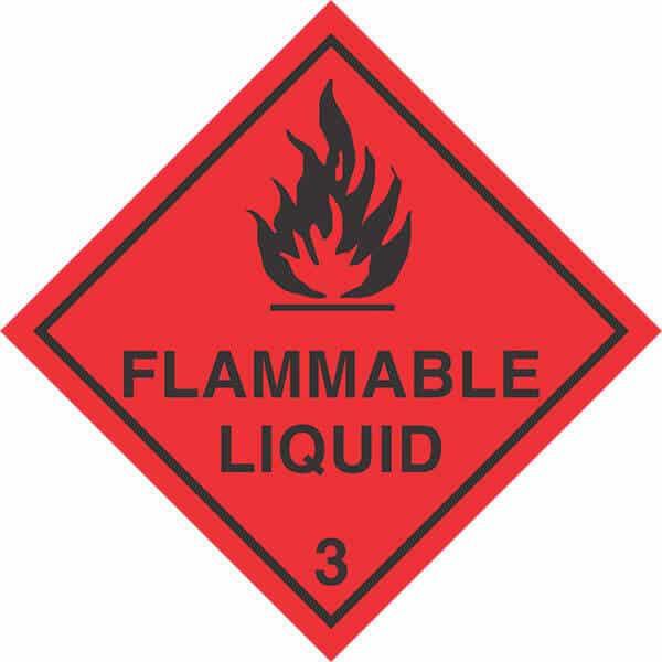 HCL3 - signsmart-flammable-liquid-signs