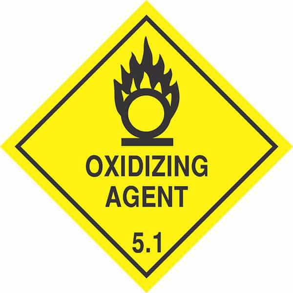 HCL5 - signsmart-oxidizing-agent-5.1-signs