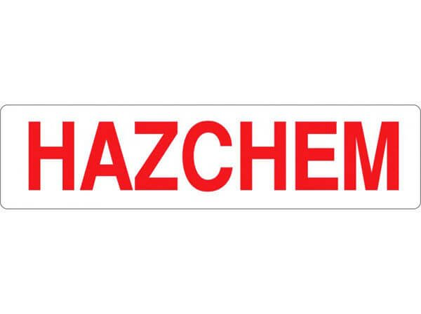 Hazchem-metal-self-adhesive-signsmart-hazchem-signs