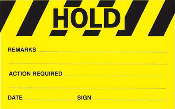OTHER LABELS QAL 5-hold