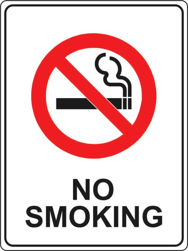 PS-1 no-smoking
