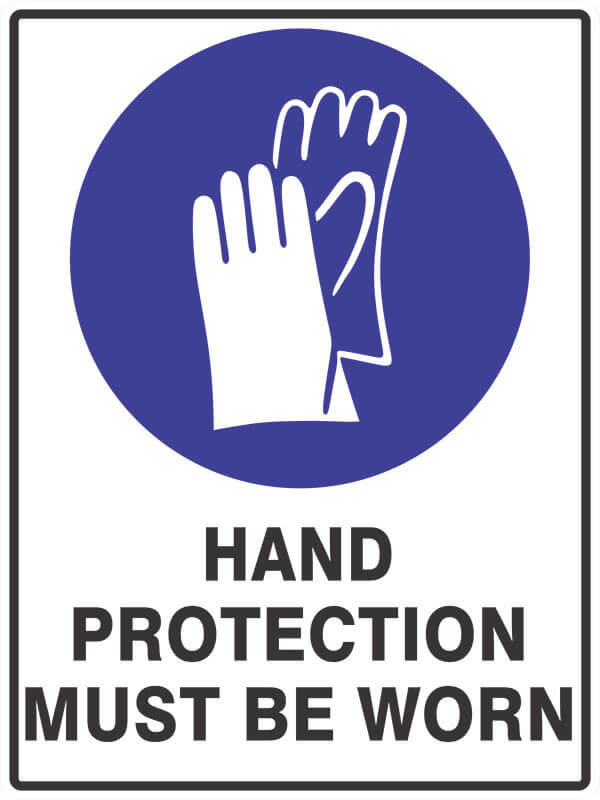 SM HAND PROTECTION - signsmart - signs
