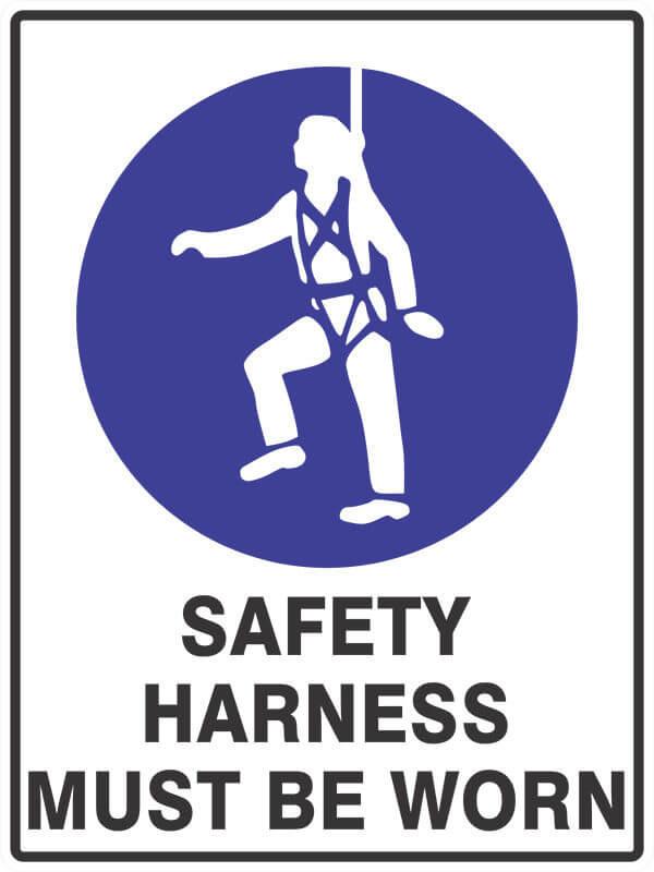 SM14 SAFETY HARNESS - signsmart - signs