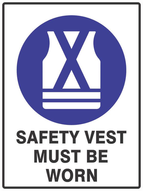 SM16 SAFETY VEST - signsmart - signs