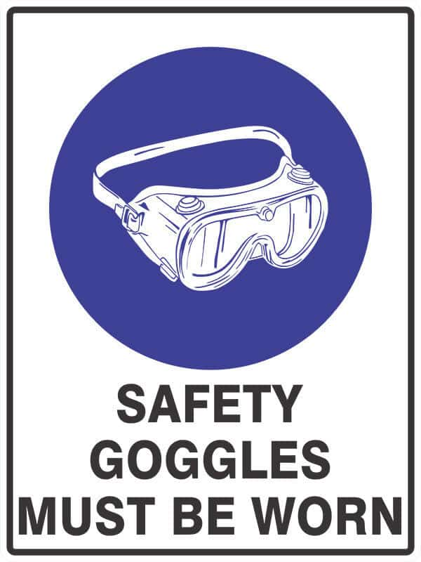 SM23 SAFETY GOGGLES - signsmart - signs