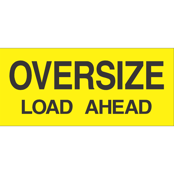 OS1---signsmart-oversize-load-ahead-signs