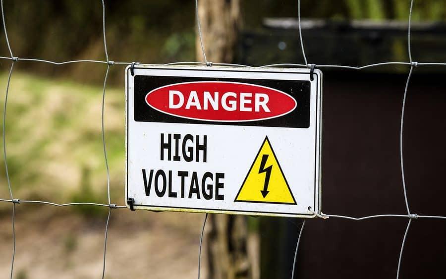 danger sign meaning