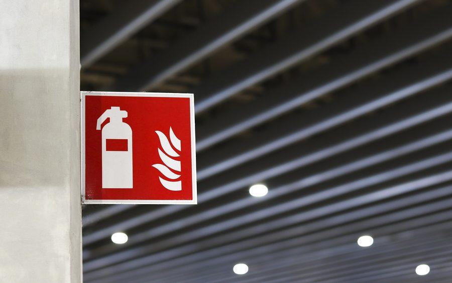 fire hazard signs