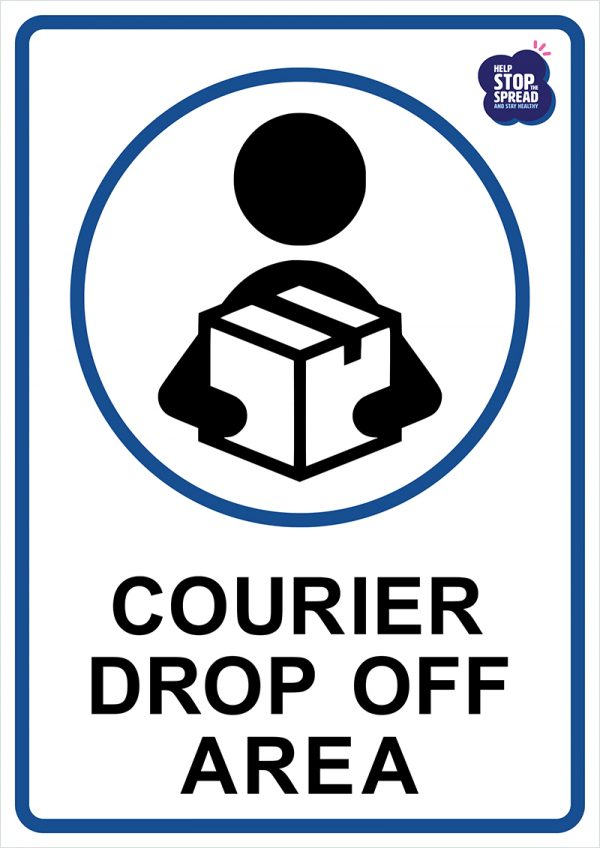 covid-courier-drop-off