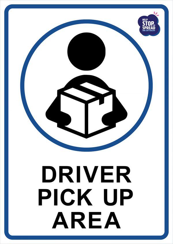 covid-driver-pickup-area