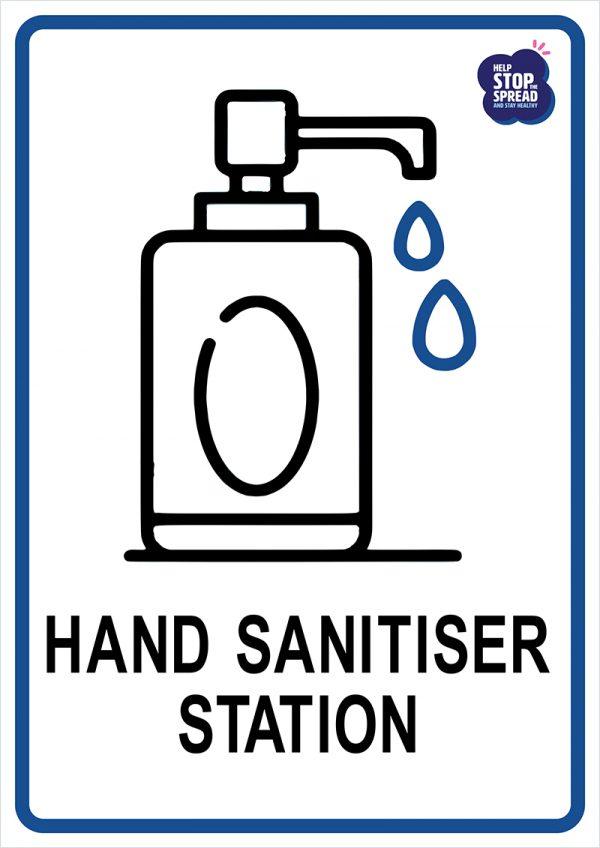 covid-hand-sanitiser-station