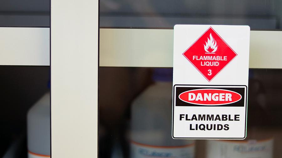 hazard signs in Australia