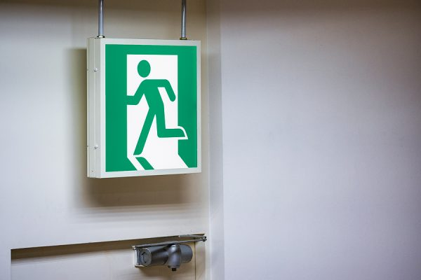 Safety signs and their meanings