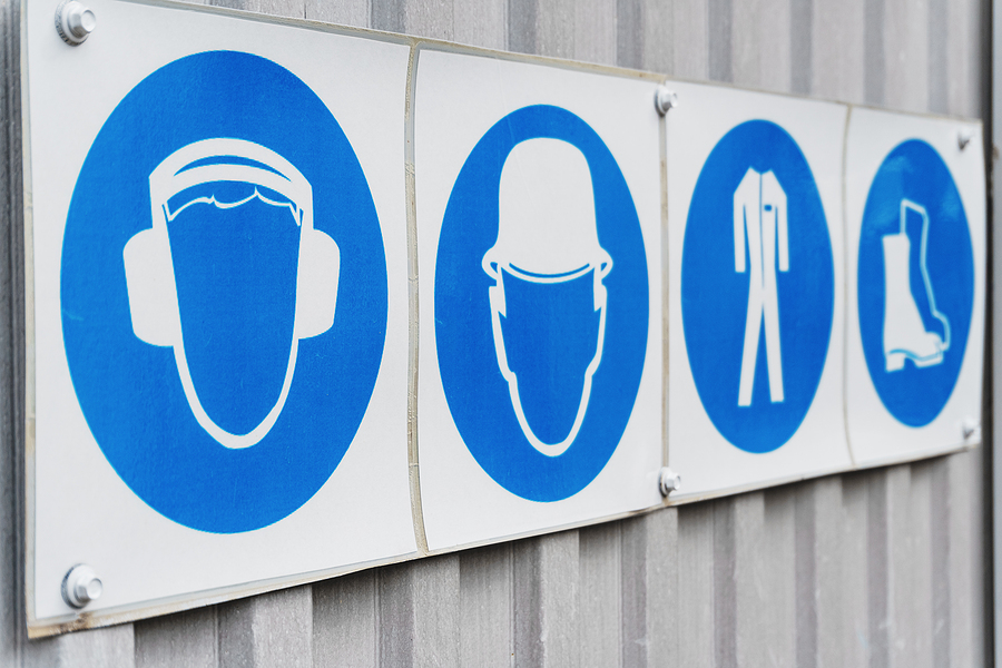 Safety signs online