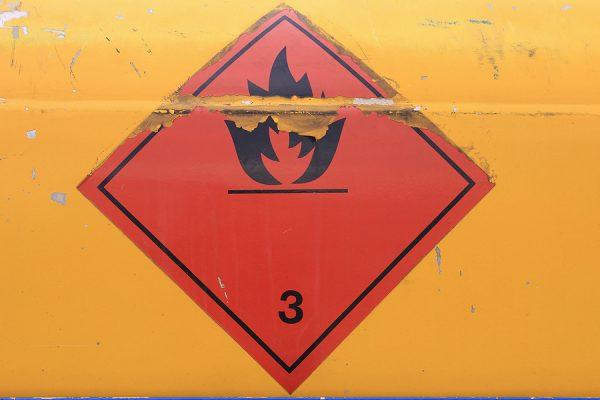 hazchem signs in Melbourne